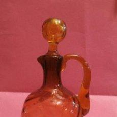 Antigüedades: FRASCA DE CRISTAL DE BACCARAT. Lote 84148112