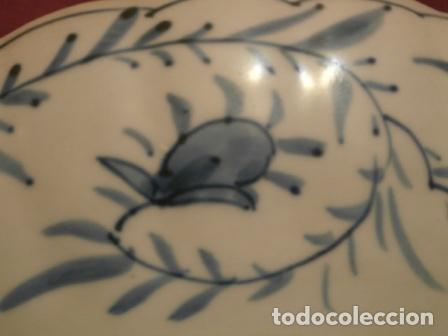 Antigüedades: Plato porcelana Japonesa IMARI ( KUTANI s. XIX ) - Foto 2 - 84150496