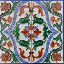 Antigüedades: AZULEJOS DE TRIANA. B. Lote 84185132
