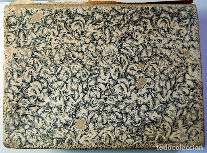 Antigüedades: Antiguo estuche con cubiertos de alpaca marca Ribera - Foto 11 - 84226760