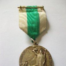 Antigüedades: MEDALLA DE SAN ISIDRO LABRADOR. Lote 84293048