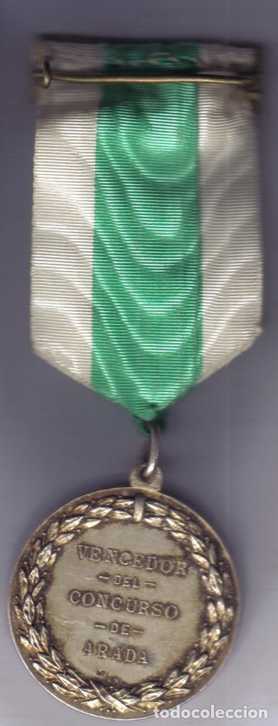 Antigüedades: medalla de San Isidro Labrador - Foto 4 - 84293048