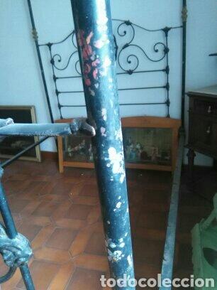 Antigüedades: Cama de dosel - Foto 2 - 84417127