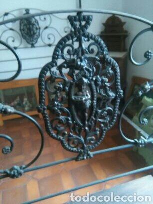 Antigüedades: Cama de dosel - Foto 5 - 84417127