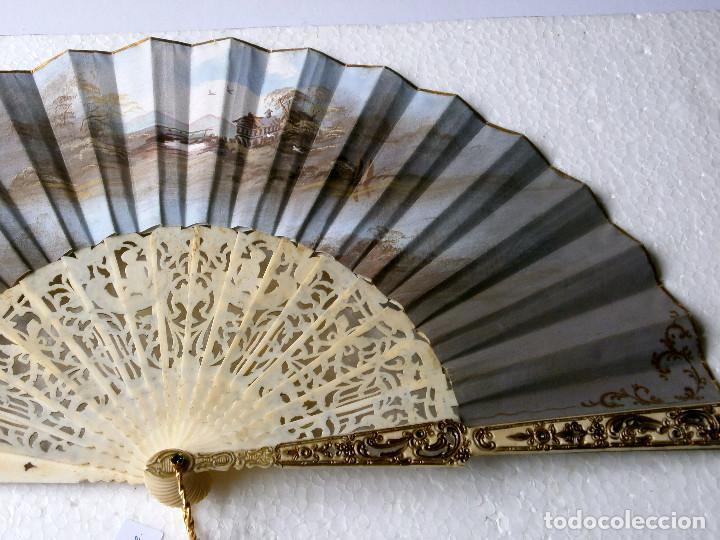 Antigüedades: ABANICO, S XX (PRINCIPIOS) A ESTRENAR - Foto 8 - 84427560