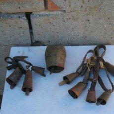 Antigüedades: CENCERROS DE GANADO.. Lote 84461576