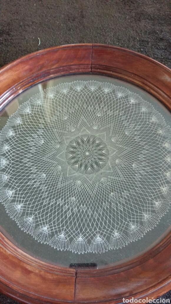 Antigüedades: Magnífica bandeja - Foto 4 - 84506670