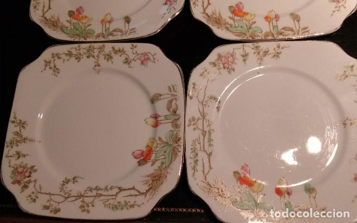 Antigüedades: Platos porcelana St. Michael - Foto 3 - 84547368