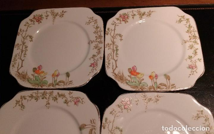 Antigüedades: Platos porcelana St. Michael - Foto 4 - 84547368
