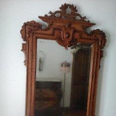 Antigüedades: ESPEJO ALFONSINO. Lote 84379344