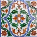Antigüedades: AZULEJOS DE TRIANA. . Lote 84702764
