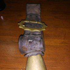 Antigüedades: IMPRESIONANTE CAMPANILLA.. Lote 84739798