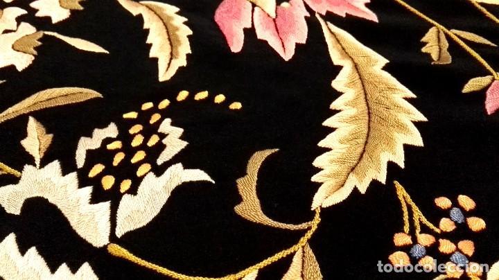 Antigüedades: Impresionante mantón estilo imperio - Foto 3 - 84741324