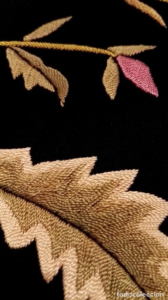 Antigüedades: Impresionante mantón estilo imperio - Foto 8 - 84741324