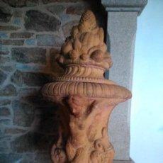 Antigüedades: COPÓN DE TERRACOTA.. Lote 84764648
