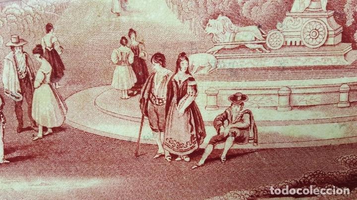 Antigüedades: PAREJA DE BANDEJAS. PORCELANA. W. ADAMS AND SONS. INGLATERRA. SIGLO XIX. - Foto 4 - 84789904
