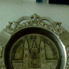 Antigüedades: CENICERO CONMEMORATIVO. Lote 84796843