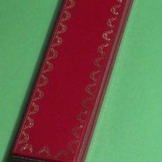 Antigüedades: PLUMA DE CARTIER. Lote 84916404