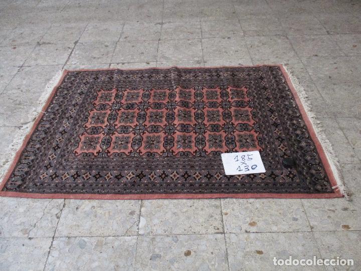 Antigüedades: ALFOMBRA PERSA - Foto 3 - 84968856