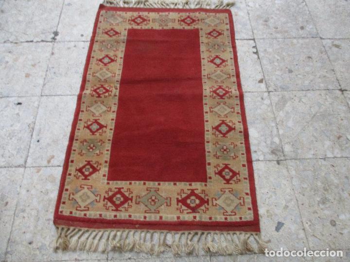 Antigüedades: gran alfombra persa en lana - Foto 2 - 84969636