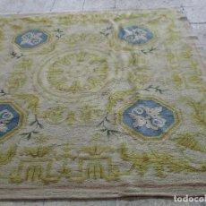 Antigüedades: ALFOMBRA DE GRANDES DIMENSIONES EN MUY BUEN ESTADO. Lote 109374460