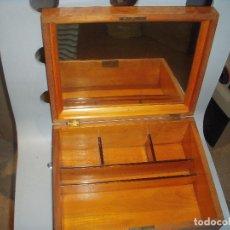 Antigüedades - caja/joyero del s.XIX - 36316090