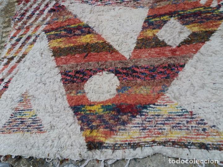 Antigüedades: alfombra - Foto 3 - 85102544
