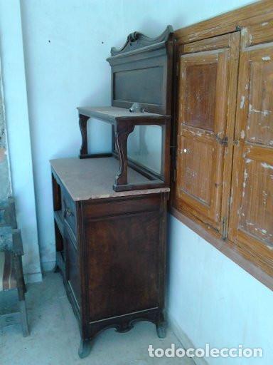 MUEBLE APARADOR (Antigüedades - Muebles Antiguos - Aparadores Antiguos)