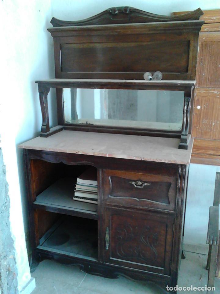 Antigüedades: MUEBLE APARADOR - Foto 2 - 85161860
