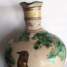 Antigüedades: JARRÓN DE CERÁMICA DE PUENTE DEL ARZOBISPO.. Lote 85196256