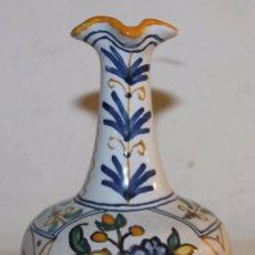 Antigüedades: JARRITA EN CERÁMICA ESMALTADA DE TALAVERA - FIRMADA DURAN - MEDIADOS DEL SIGLO XX. Lote 85215096