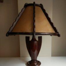 Antigüedades: LAMPARA ESTILO ART-DECO. AÑOS 40. Lote 85236887