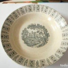 Antigüedades: PLATO PICKMAN SEVILLA LA CARTUNA NUM.128 FOTOS ADIC. Lote 85237888