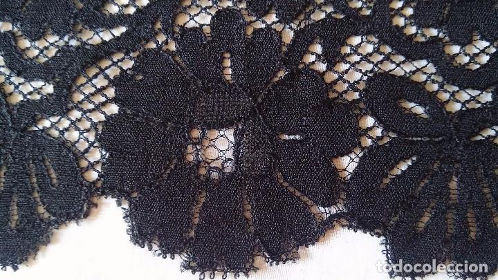 Antigüedades: Encaje negro - Foto 3 - 85283688