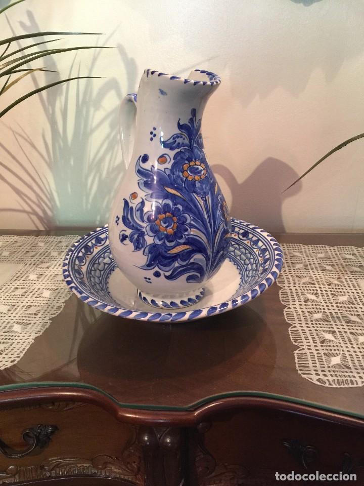 LAVAMANOS (Antigüedades - Porcelanas y Cerámicas - Otras)