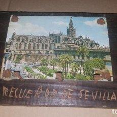 Antigüedades: RECUERDO DE SEVILLA. Lote 85329460