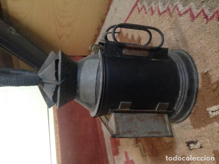 Antigüedades: Farol ferroviario renfe - Foto 3 - 85340708