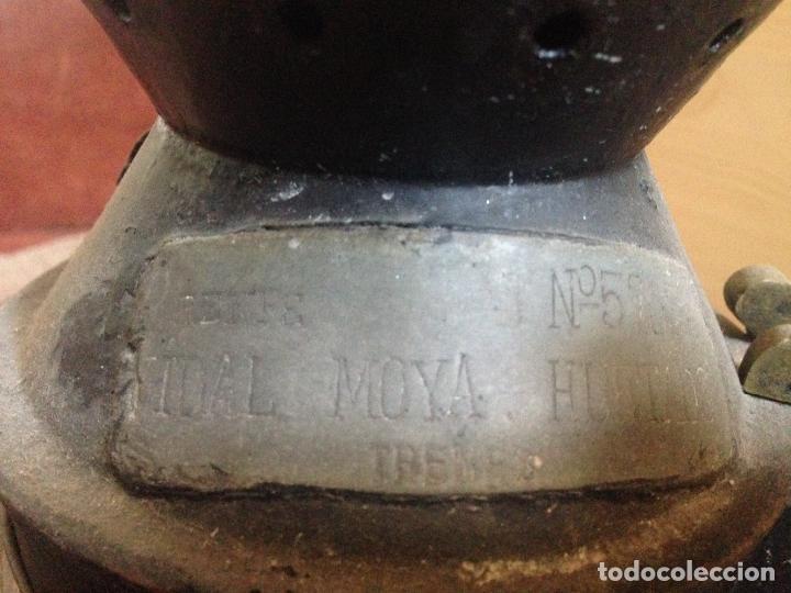 Antigüedades: Farol ferroviario renfe - Foto 4 - 85340708