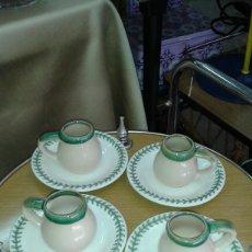 Antigüedades: JUEGO CAFE. Lote 85416824