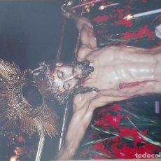 Antigüedades: FOTOGRAFIA SANTISIMO CRISTO DEL BUEN SUCESO ELDA-ALICANTE. Lote 85613088