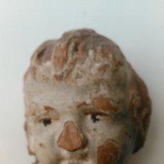 Antigüedades: QUERUBIN DE MADERA SIGLO XVIII. Lote 85685264