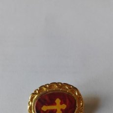 Antigüedades: PIN CON CRUZ . Lote 85724992