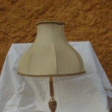 Antigüedades: LAMPARA DE MESA. Lote 85756504