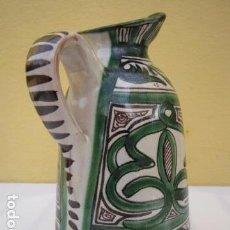 Antigüedades: JARRA DE DOMINGO PUNTER . TERUEL. Lote 85768924