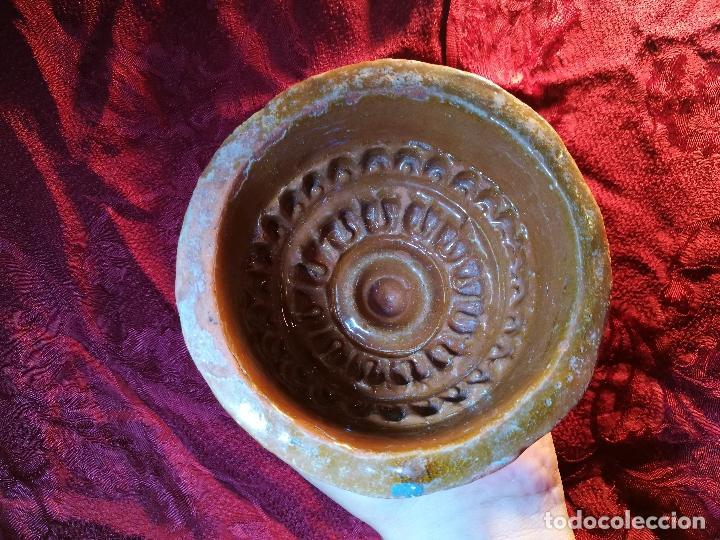 Antigüedades: ANTIGUO MOLDE MEMBRILLO MOTLLO CODONY CERAMICA ESMALTADA CATALANA SIGLO XIX MIRAVET--ORIGINAL - Foto 21 - 85769816