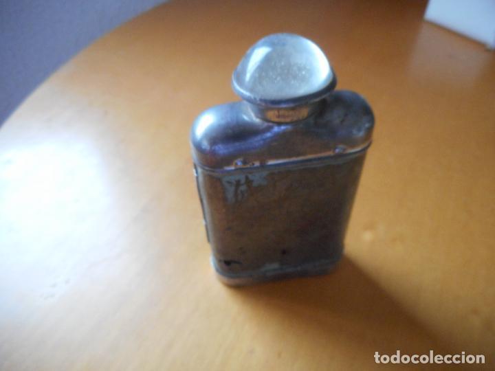 Antigüedades: Antigua linterna de petaca, tipo lupa. Sobre años 20-30 - Foto 2 - 85778536