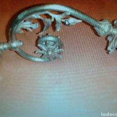 Antigüedades: APLIQUE DE METAL Y BRONCE AÑOS 20.. Lote 85869947