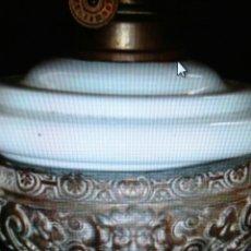 Antigüedades: QUINQUEL OPALINA. Lote 85870395