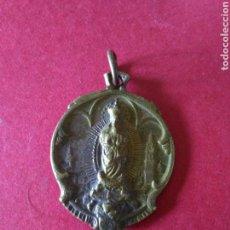 Antigüedades: MEDALLA DEL CRISTO DE LA AGONÍA. ONTENIENTE. 2,8 CM.. Lote 113310750