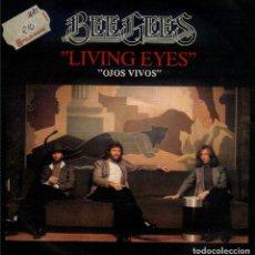 Discos de vinilo: LIVING EYES OJOS VIVOS VINILO. Lote 85975228
